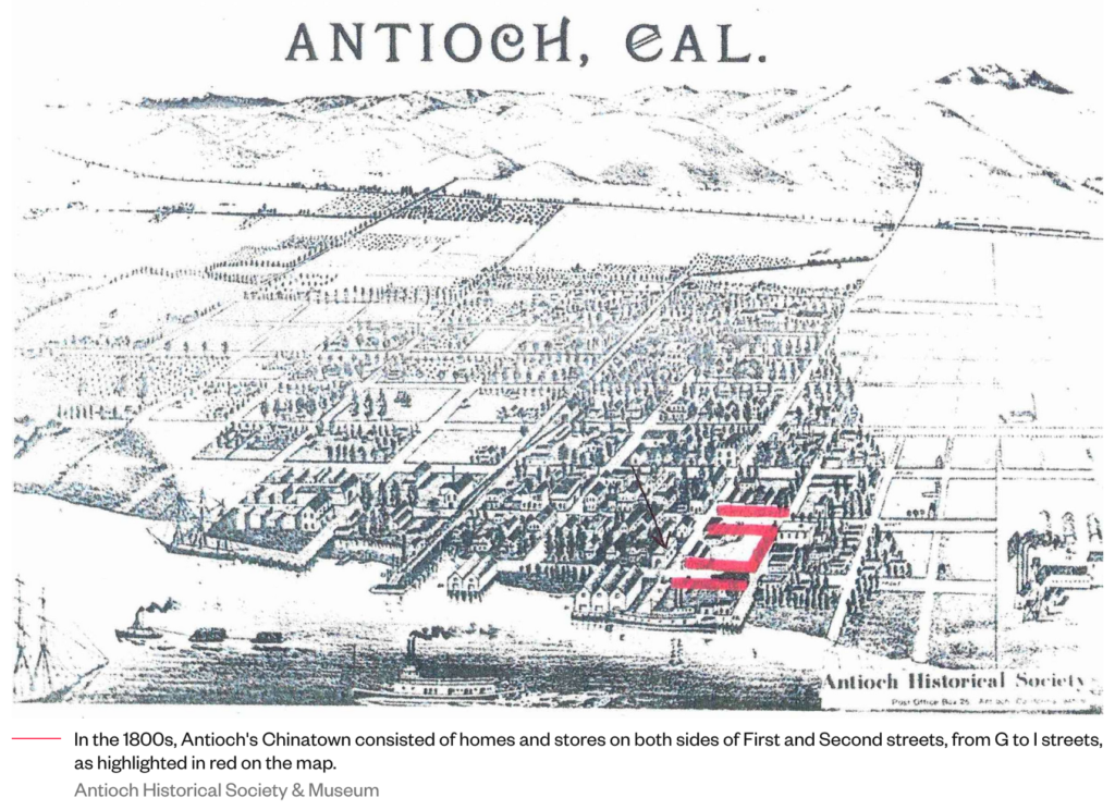 Antioch Chinatown, CA